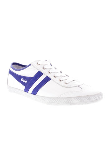 gola chaussures homme de couleur bleu