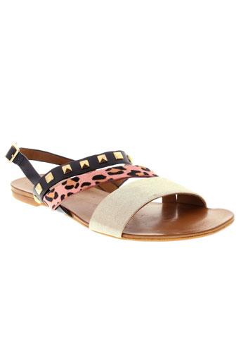 femme plus chaussures femme de couleur rose