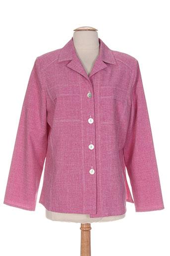 20 et 20 vestes femme de couleur rose (photo)