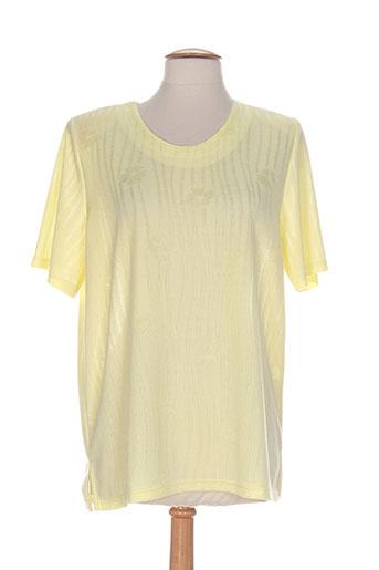 20 et 20 tuniques femme de couleur jaune (photo)