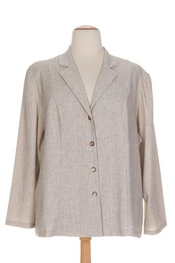 20 et 20 vestes femme de couleur beige (photo)