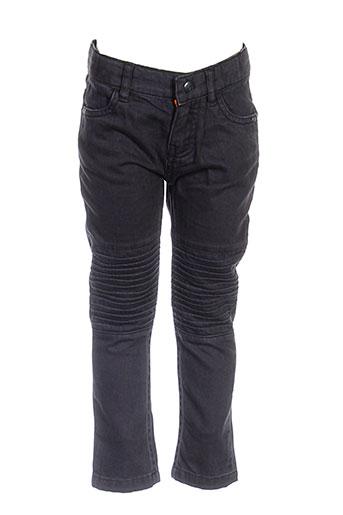 billybandit pantalons et decontractes enfant de couleur noir