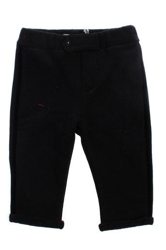 billybandit pantalons garçon de couleur noir