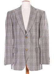 Veste casual gris HUGO BOSS pour homme seconde vue