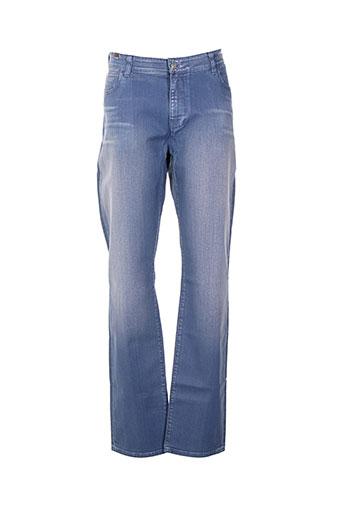 notify pantalons homme de couleur bleu