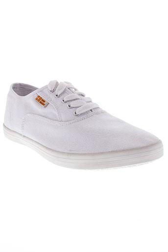 hugo boss chaussures homme de couleur blanc