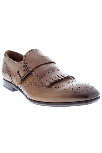paul et smith mocassins homme de couleur marron