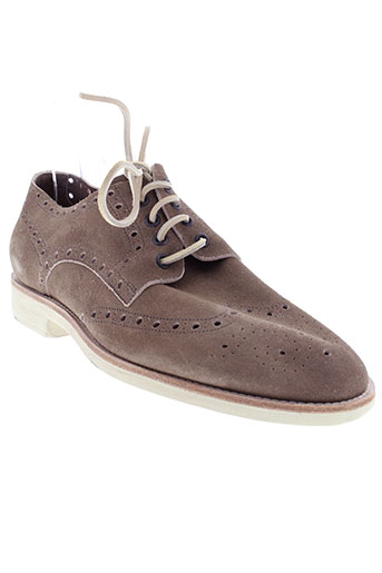paul et smith derby homme de couleur beige