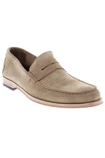 paul et smith mocassins homme de couleur beige