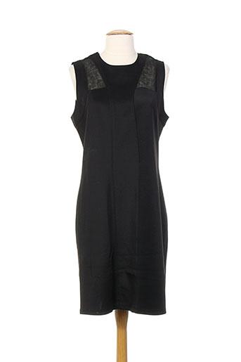 femmes je vous aime robes femme de couleur noir