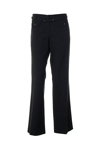 sinequanone pantalons et citadins femme de couleur noir