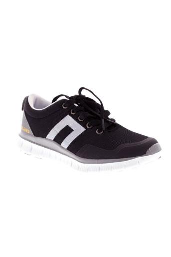 blend chaussures garçon de couleur noir