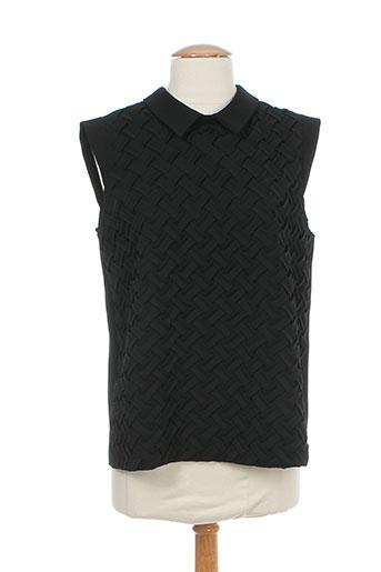 lenny b chemises femme de couleur noir