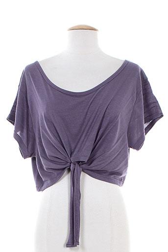 completo chemises femme de couleur violet