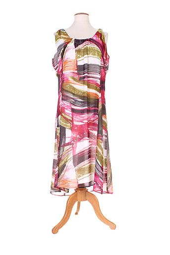 felino robes femme de couleur rose
