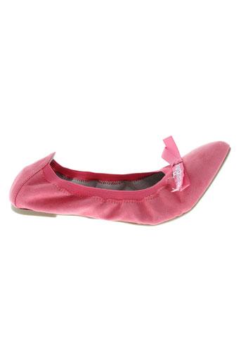 les et p et tites et bombes ballerines femme de couleur rose