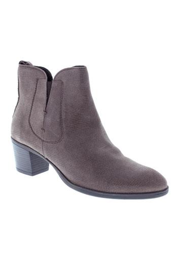 madison boots femme de couleur marron