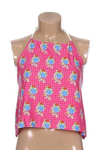 dub EFFI_CHAR_1 drino maillots de bain femme de couleur rose