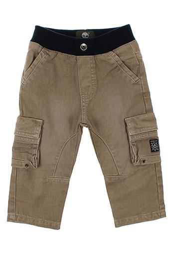 timberland pantalons et decontractes garcon de couleur marron