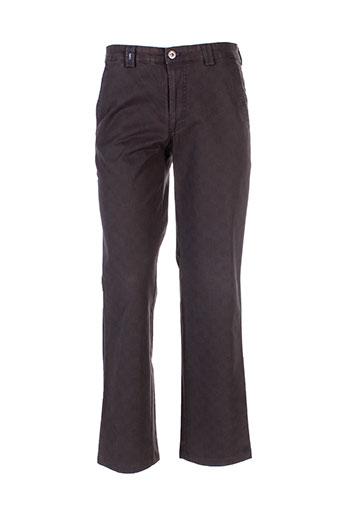 traffic pantalons et decontractes homme de couleur noir