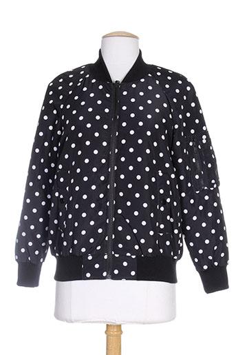 french connection vestes femme de couleur noir