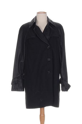jo & jil manteaux femme de couleur noir