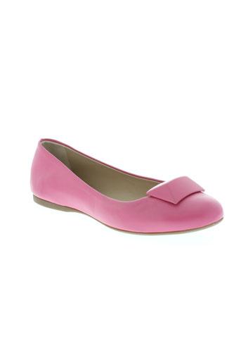 maxmara ballerines femme de couleur rose