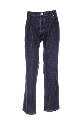 north 56°4 jeans homme de couleur bleu