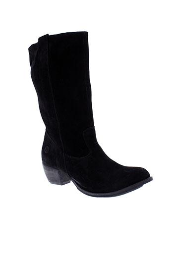 buggy bottes femme de couleur noir