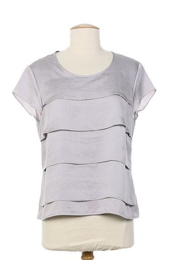 gerry weber t et shirts et tops femme de couleur gris