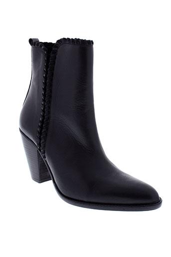 lillie jane chaussures femme de couleur noir
