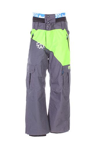 picture et organic et clothing pantalons et decontractes homme de couleur gris