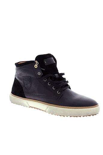 pantofola et d et oro boots homme de couleur noir