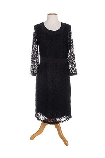 brandtex robes femme de couleur noir