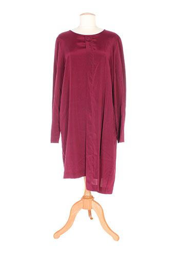 la fabrique robes femme de couleur rouge