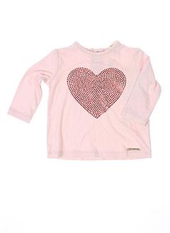 Produit-T-shirts / Tops-Fille-TWIN-SET SIMONA BARBIERI