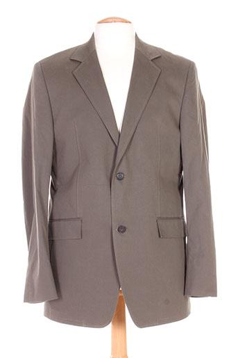 mexx vestes homme de couleur vert
