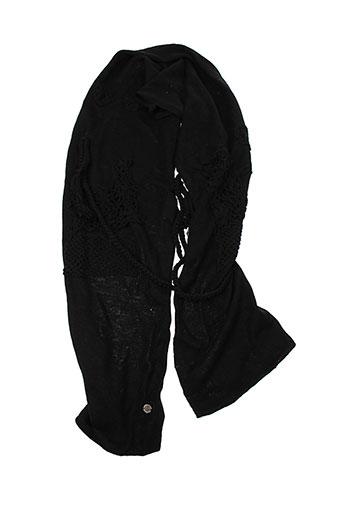 double one peace accessoires femme de couleur noir