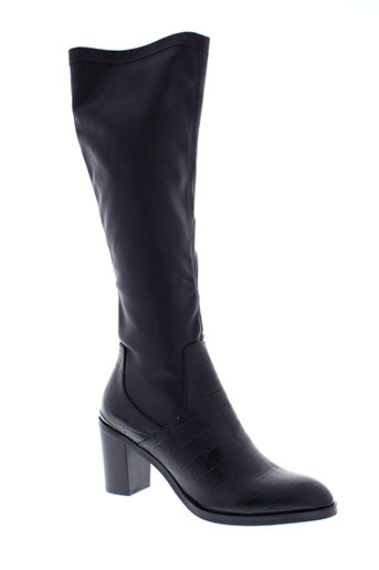 jb et martin bottes femme de couleur noir