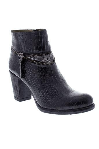 life boots femme de couleur noir