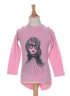 Produit-T-shirts / Tops-Fille-GRD  KIDS