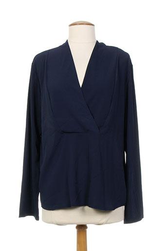 la fee maraboutee chemises femme de couleur bleu