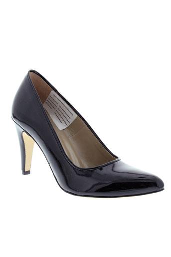la fee maraboutee chaussures femme de couleur noir