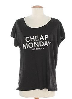 Produit-T-shirts / Tops-Femme-CHEAP MONDAY