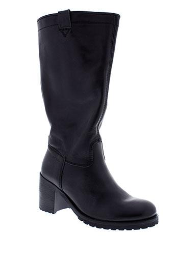 palladium bottes femme de couleur noir