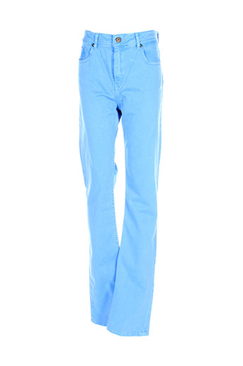 Pantalon casual bleu KAPORAL pour fille