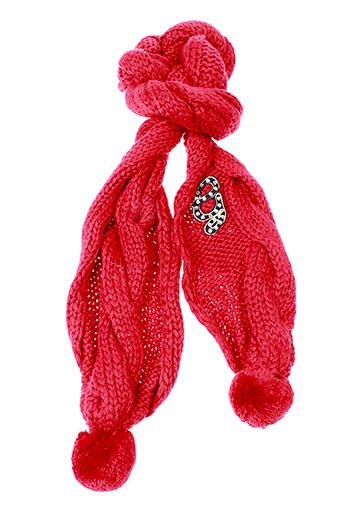 guess accessoires fille de couleur rouge