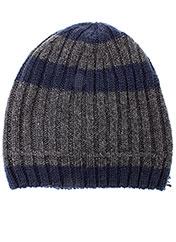 Bonnet gris CKS pour garçon seconde vue