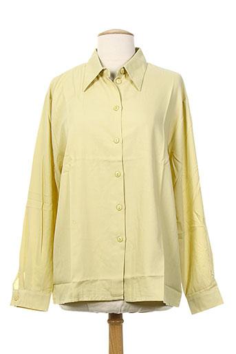 carole richard chemises femme de couleur beige