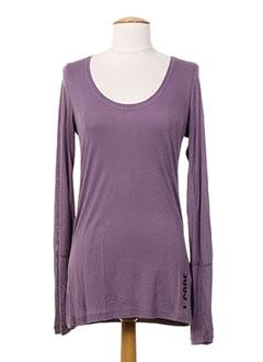 Produit-T-shirts / Tops-Femme-I.CODE (By IKKS)